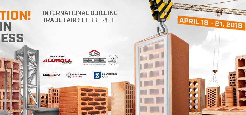 INTERNATIONAL BUILDING TRADE FAIR SEEBBE 2018